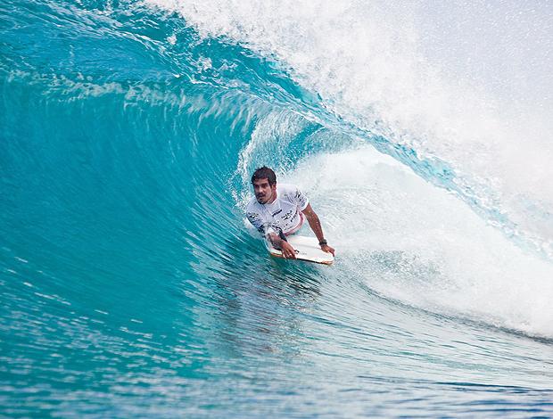 Bodyboard Uri Valadão Pipeline (Foto: IBA World Tour / divulgação)