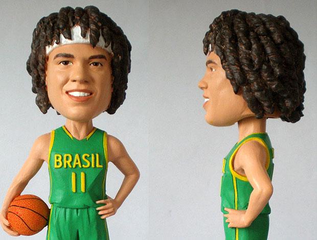 bonequinhos do Anderson Varejão (Foto: Divulgação)