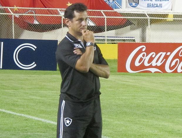 Dudu Fontes Botafogo x River Plate-SE (Foto: Gustavo Rotstein / Globoesporte.com)