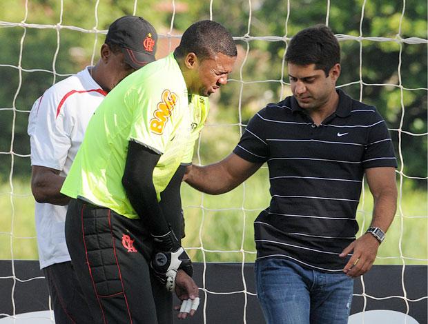 Felipe do Flamengo (Foto: Divulgação / Alexandre Vidal)