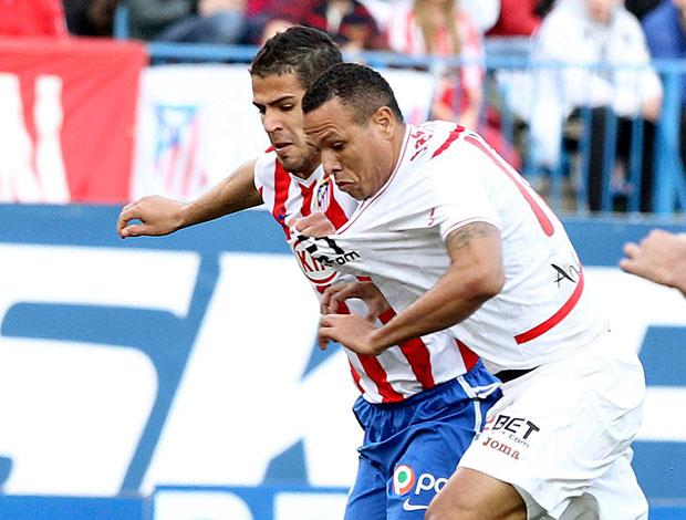 Luis Fabiano Sevilla (Foto: EFE)