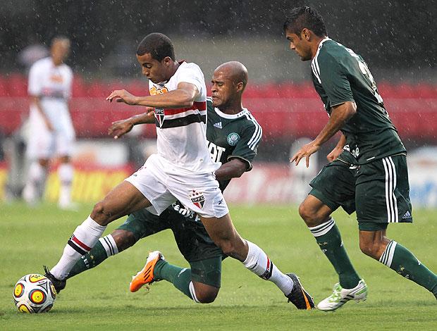 Lucas São Paulo x Palmeiras (Foto: Wagner Carmo / VIPCOMM)