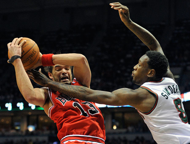 Joakim Noah Bulls (Foto: AP)