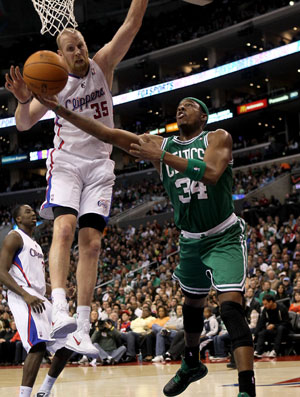 Paul Pierce Boston Clippers (Foto: AFP)