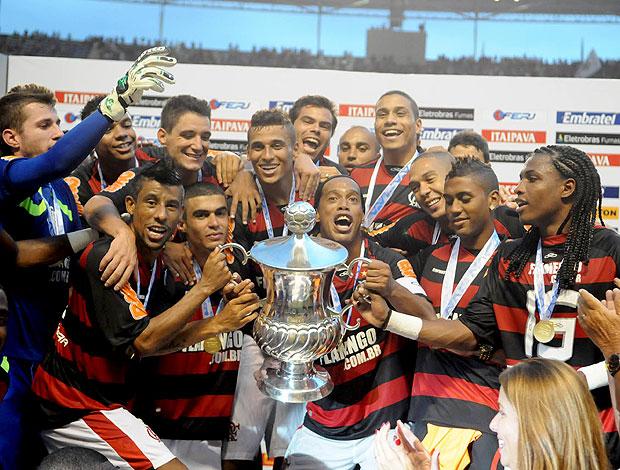 Taça Guanabara Flamengo (Foto: André Durão / Globoesporte.com)