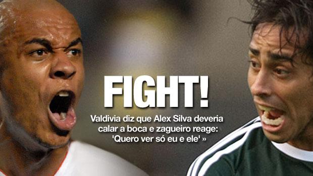 Palmeiras e São Paulo,