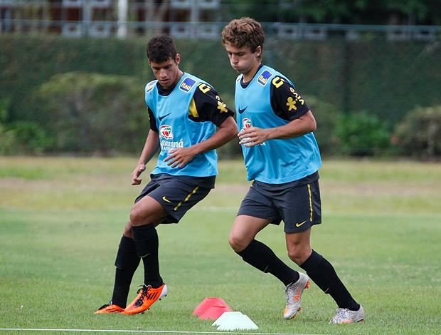 claudio winck guilherme seleção brasileira sub 17 (Foto: Marcelo de Jesus/Globoesporte.com)