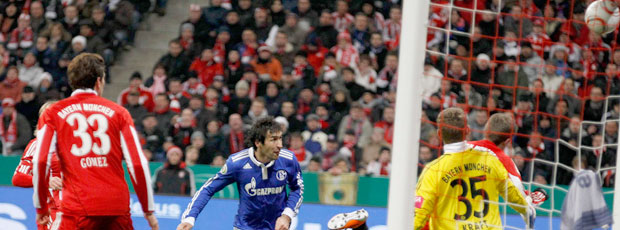 Raul Schalke (Foto: Reuters)