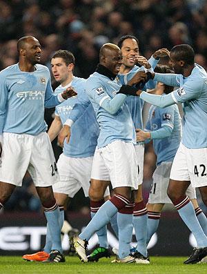Yaya Toure Manchester City (Foto: AP)