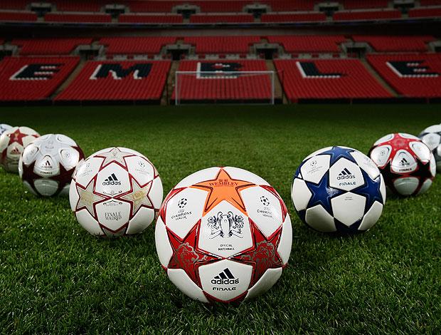bola final copa dos campeões (Foto: Getty Images)