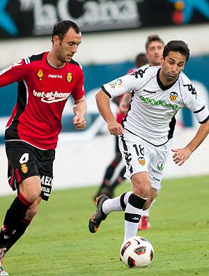 Jonas Valencia e Ivan Ramis Malloca (Foto: EFE)