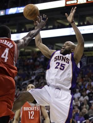 Vince Carter, do Phoenix Suns (Foto: AP)