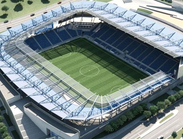 SKC Stadium (Foto: Divulgação)