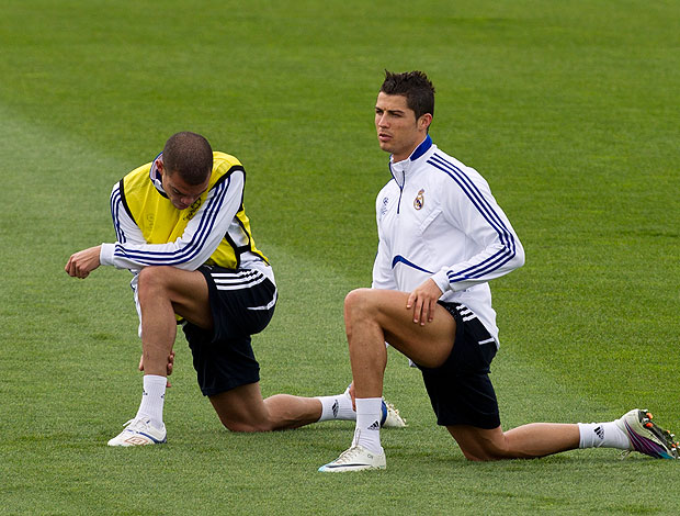 Cristiano Ronaldo Real Madrid (Foto: AP)