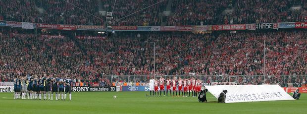 Bayern de Munique x Inter de Milão (Foto: Getty Images)