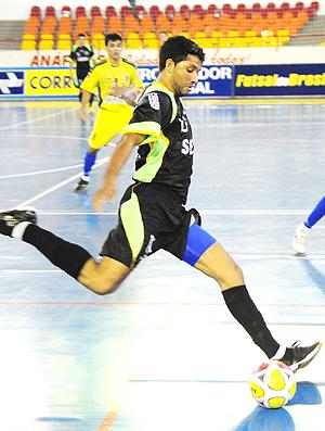 Futsal Petrópolis x Corinthians (Foto: Cristiano Borges / CBFS)