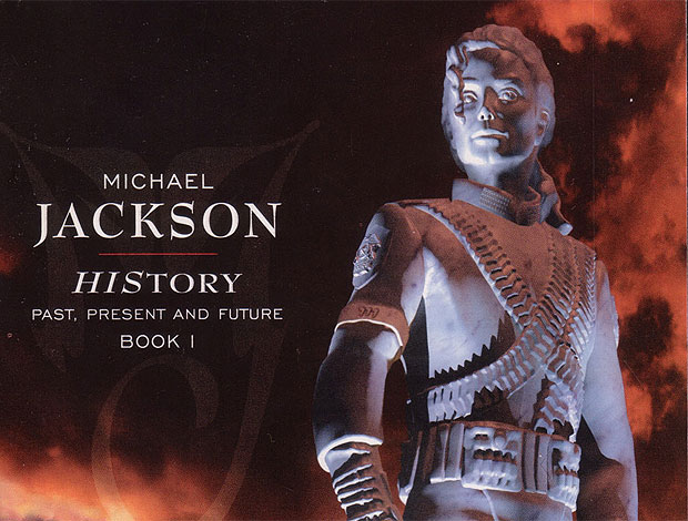 Michael Jackson disco (Foto: Reprodução )