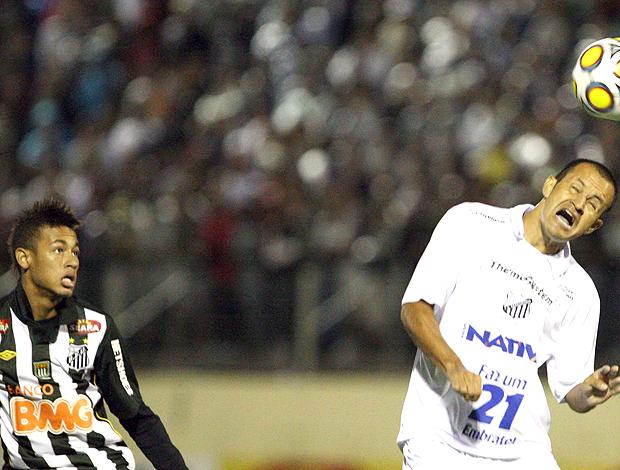 neymar santos x bragantino (Foto: Agência Estado)