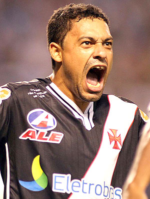 eder luis botafogo x vasco gol (Foto: Maurício Val/VIPCOMM)
