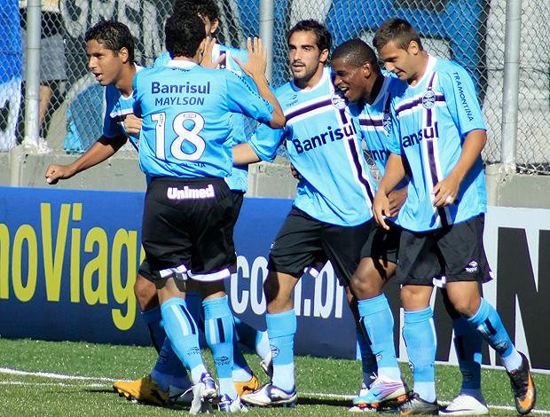 gol escudero porto alegre x grêmio (Foto: Wesley Santos/PRESSDIGITAL)