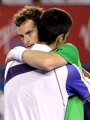 Djokovic prepara casamento e chama Murray para ser padrinho