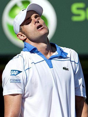 tênis Andy Roddick Masters 1000 de Miami (Foto: EFE)
