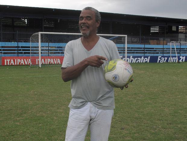 Ex-goleiro Ubirajara (Foto: Rafael Cavalieri / Globoesporte.com)