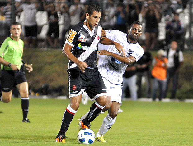 Diego Souza Vasco x ABC-RN (Foto: Futura Press)