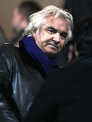 Flavio Briatore, ex-chefe da Renault (Foto: Getty Images)