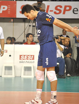 vôlei Minas Marlon (Foto: João Gabriel / Globoesporte.com)