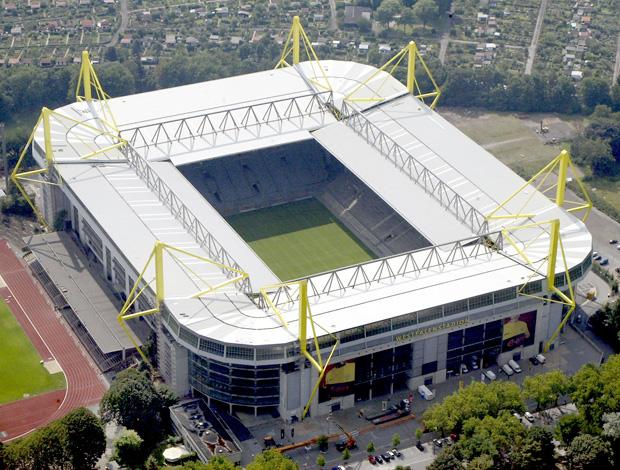 Estádio do Borussia (Foto: AP)
