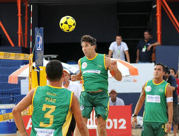 futvolei Renato Gaucho (Foto: André Durão / Globoesporte.com)