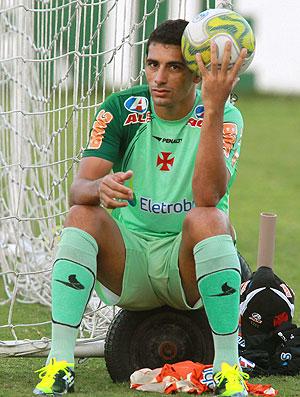 Diego Souza no treino do Vasco (Foto: Fernando Maia / Agência O Gobo)