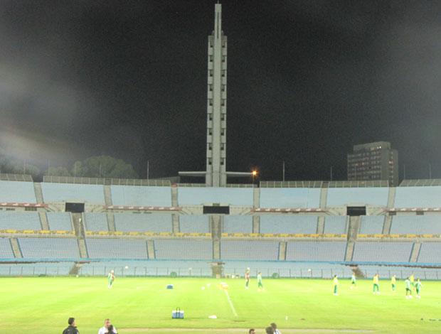 Estádio Centenário (Foto: Carlos Mota / Globoesporte.com)