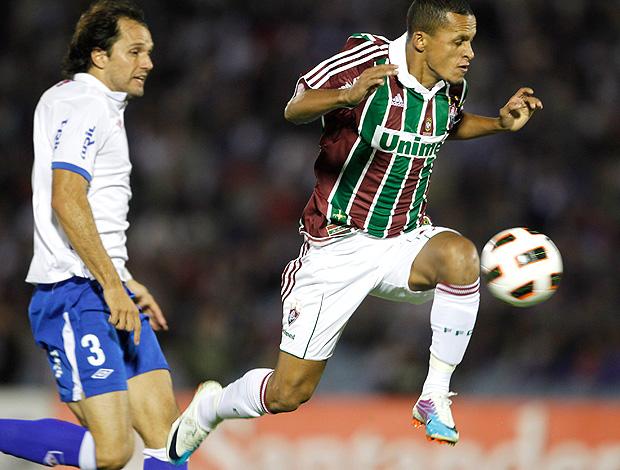 Souza Fluminense x Nacional (Foto: Reuters)
