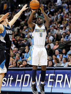 Ty Lawson, Denver Nuggets (Foto: AP)