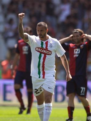 Pepe Juventus (Foto: AFP)