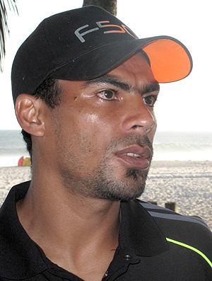 Araujo Fluminense (Foto: Cahê Mota / Globoesporte.com)