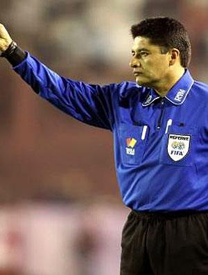 Victor Hugo Rivera, juiz de futebol (Foto: Divulgação)