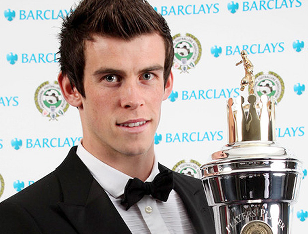 Bale melhor do ano inglaterra (Foto: Sky Sports)