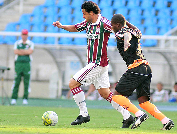 Fred Fluminense x Nova Iguaçu (Foto: Photocamera)