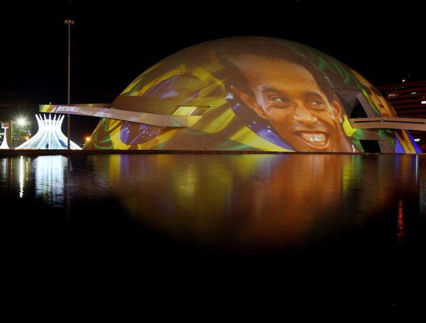 Ronaldinho (Foto: Agência Estado)