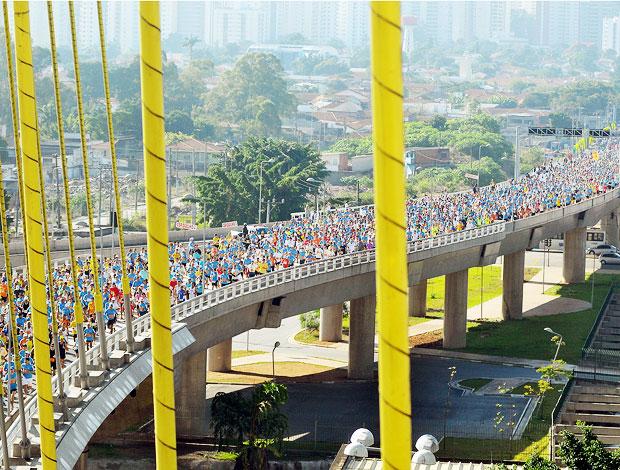 Maratona de São Paulo (Foto: Léo Shibuya / ZDL.)