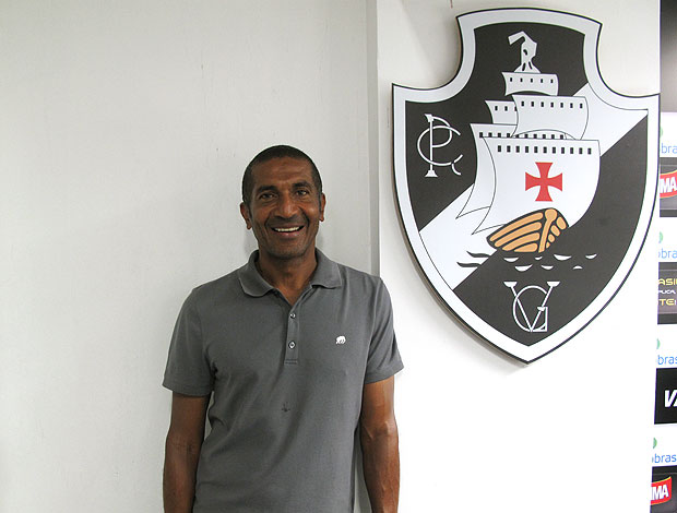 Cristovão Borges, auxiliar técnico do Vasco (Foto: Rafael Cavalieri / GLOBOESPORTE.COM)