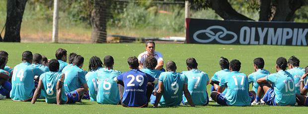 Treino do Flamengo (Foto: Divulgação / Alexandre Vidal)