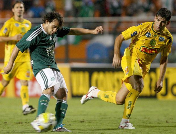 Valdivia do Palmeiras x Mirassol (Foto: Agência Estado)