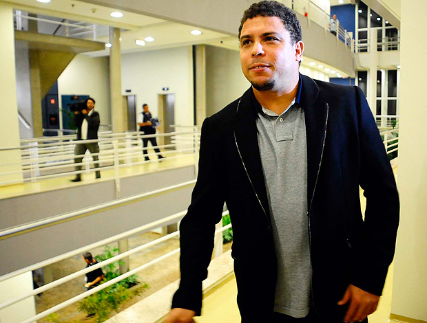 Ronaldo Bem Amigos (Foto: Marcos Ribolli / Globoesporte.com)