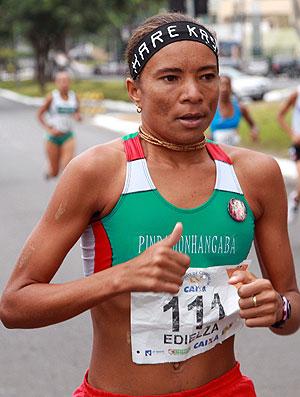 Edielza Guimarães em Goiânia (Foto: Luiz Doro/Adorofoto)