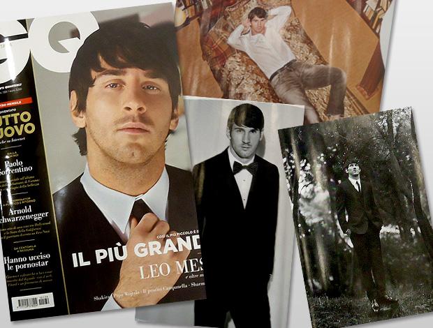 reprodução GQ MEssi editorial de moda (Foto: Reprodução Revista GQ)