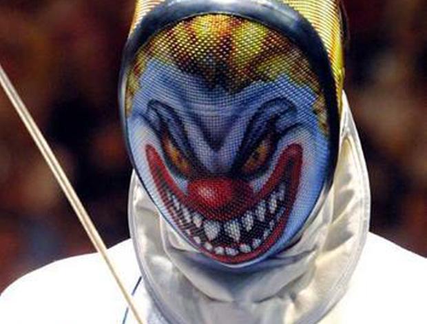 máscara esgrima (Foto: Divulgação)